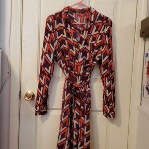 Outback red xl retro dress!